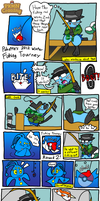 PKMN Crossing - Winter Fishing Tourney 2012 by matrixmage