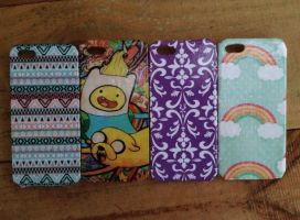 Iphone and ipod touch 5 cases by Saloscraftshop