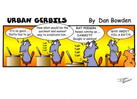 Urban Gerbils.Rat by DannoGerbil