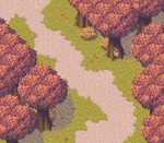 Autumn Forest tiles by Pix3M