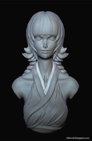 Daily Sculpt 7 - Soi Fong by TheGuidance