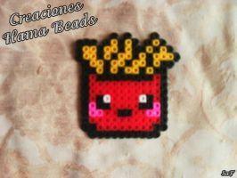 Cheeps Hama Beads by SaFHina