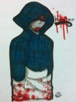 .:The Hunter Non-Scanned:. by ToxicVillain