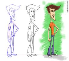 Some Guy by JoeCostantini