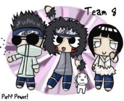 Team 8 - PUFFED by gummypocky