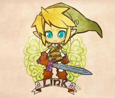 Celtic Link by CplSquee