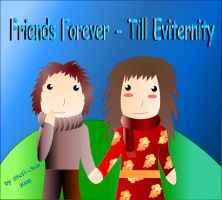 Friends Forever - Evitenity by Stefi-chan