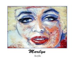 Marilyn by montalvo-mike