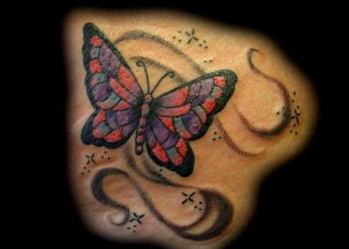 Butterfly by ChadGrimm