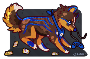 [Gift] Rounx by lithxe