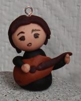 Guitarist charm by AngelSan1