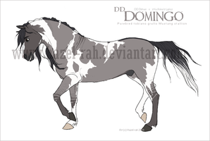 DD Domingo by Hazel-rah