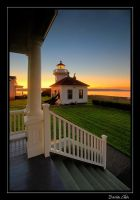 A Mukilteo Evening by knottyy