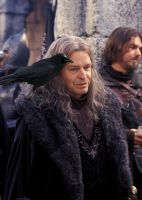 Denethor and His Daemon by LJ-Todd