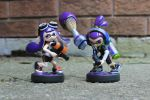 Purple Inkling Duo by PixelCollie