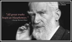 The Blasphemous Truth by AAtheist