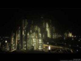 City Night by Diston