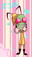 Trickster Zim by Pixcel-light