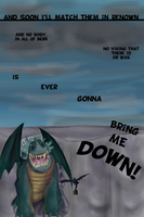 Defying Gravity Page VIII by Golden-Trio