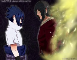 Sasuke X Itachi: I'll Love You Forever by RhIVenX