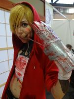 Gunji by Togainu No Chi by noahpixie