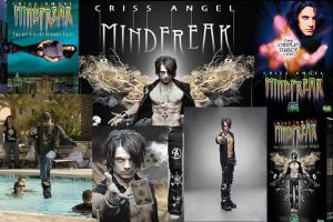 Criss Angel Collage by Chocobo322