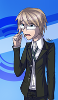 My name is Byakuya Togami by Kiwi-ingenuity123