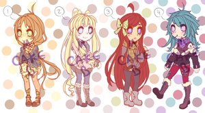 ::Adopts:: SCARF SET CLOSED by K0USEKI