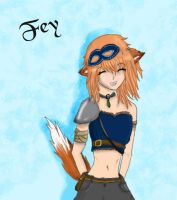 Fey by KrazyKell