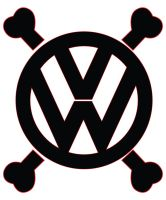 vw cross bones by GabeRios