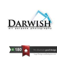 logo for adarwish photography by one8edegree