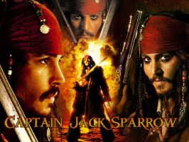 Captain Jack Sparrow by Demeandor