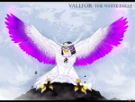 Valefor: the white eagle by mysteriousharu