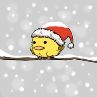 KHR: Christmas Hibird by SexyCavallone