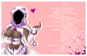 Ychi Profile by Jcdr