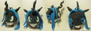 Queen Chrysalis Hat by Like-a-Surr