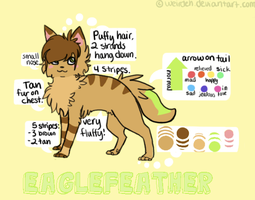 2011 Eaglefeather Reff by Weirdeh