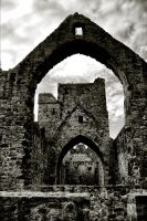 Dominican Friary Ruins by ottomatt