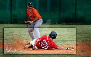 Rogelio - Baseball by Almost1216