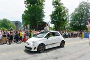 2015 Boston Pride Parade, Pride Ride Wave 2 by Miss-Tbones