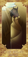 SoC Tarot Card: The Tower. by Mifmemo