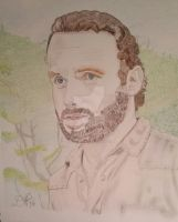 Rick Grimes by Artistic-Imagery