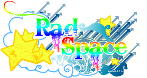 RadSpace: Stars and Clouds. by k4it0u