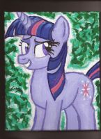 Twilight smug by Pwnyville