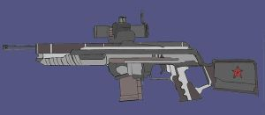 AKR-02 Battle Rifle by marines203