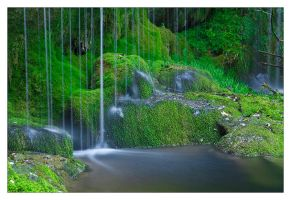 Down the stream 3 by Morpher-inc