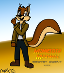 Introducing Minnesota Maxwell! by WayCool64