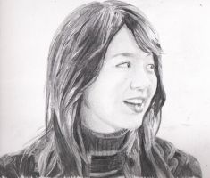 yoon eun hye by summergurl