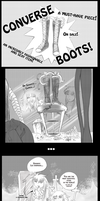 Boots on sale by UnicaGem