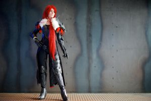 The Hyperion by IbelinnCosplay